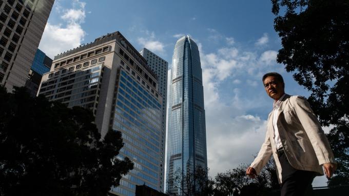 香港8月PMI跌至40.8 新訂單觸10年低點 (圖:AFP)