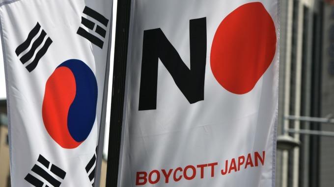抵制日貨持續 南韓8月份日本啤酒進口額大跌97%(圖片:AFP)
