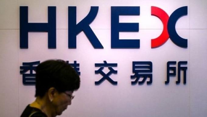 港交所宣布暫停衍生性商品交易 因遇技術問題 (圖片:AFP)