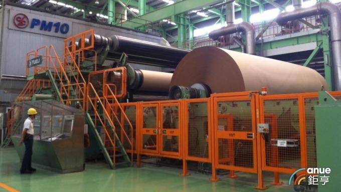 〈觀察〉中國紅利不再 台灣兩大工紙廠市值一年蒸發逾200億元。(鉅亨網資料照)