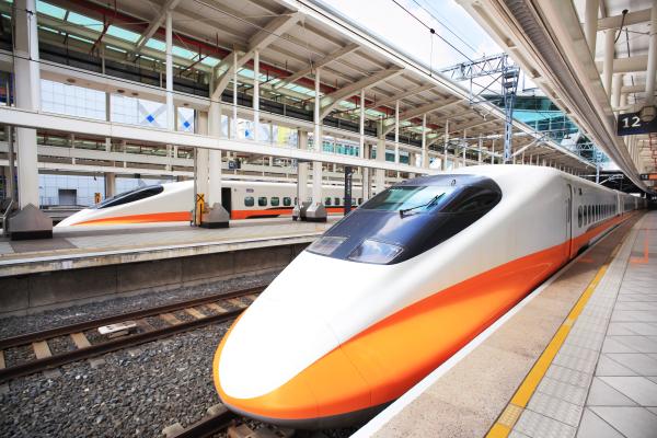 工研院與高鐵攜手合作,建立 BRT 國產化技術,能有效縮短轉向架維修測試時間,提升高鐵列車維修品質及轉向架測試效益,為民眾的乘車安全把關。