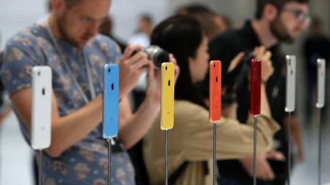 失物尋找機?蘋果擬推「標籤」定位小裝置 劍指室內導航服務(圖片:AFP)