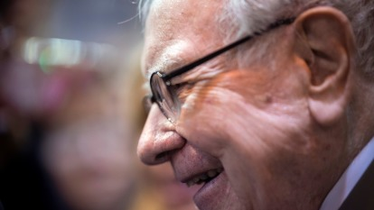巴菲特首次去日本發日圓債 就高達40億美元創紀錄 (圖片: AFP)