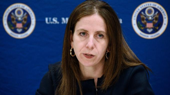 美財政部:將對購買伊朗石油者實施制裁(圖片:AFP)