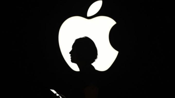 蘋果專利暗示 將應用micro-LED於可折疊設備上 (圖片:AFP)