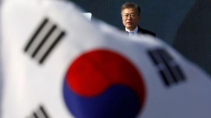 韓國:我們沒有放棄發展中國家地位的計劃 (圖片:AFP)