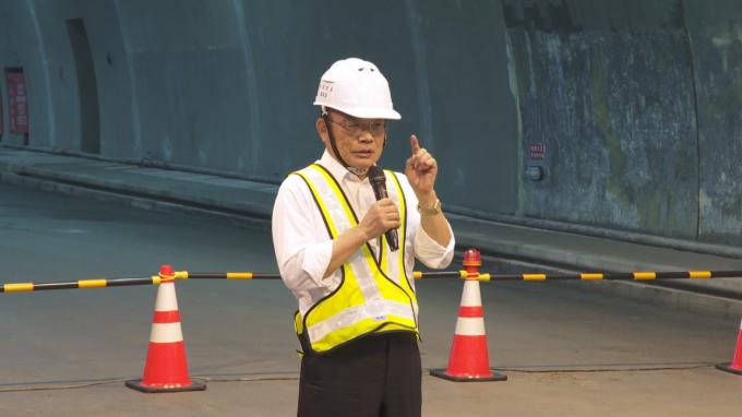 行政院長蘇貞昌明 (10) 日上午將赴屏東視察,並將宣布「重大交通建設」。(圖:行政院提供)