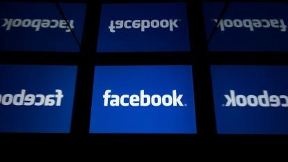 IG、臉書成長隱憂 美銀:臉書APP Q3下載次數年減15%(圖片:AFP)