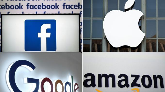 美司法部卯上Big Tech!50位總檢察長加入調查谷歌反壟斷行為(圖片:AFP)