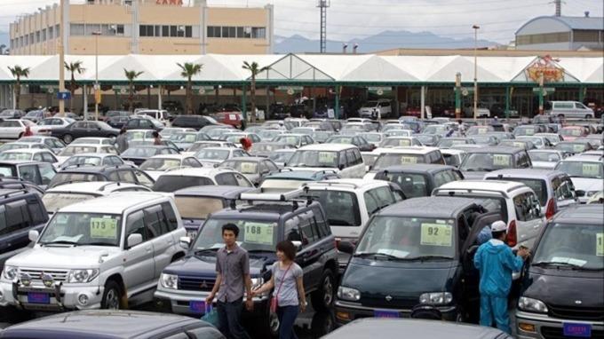 中國汽車銷售遇冷風 金九銀十能期待?(圖片:AFP)