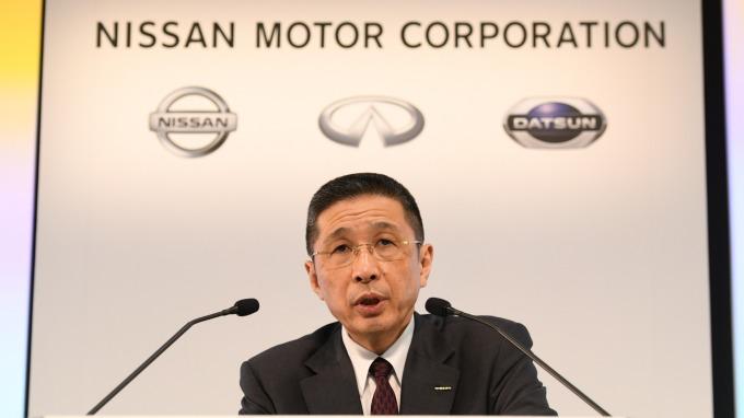 日產社長下台、日法汽車聯盟將破局?(資料照片) (圖片:AFP)