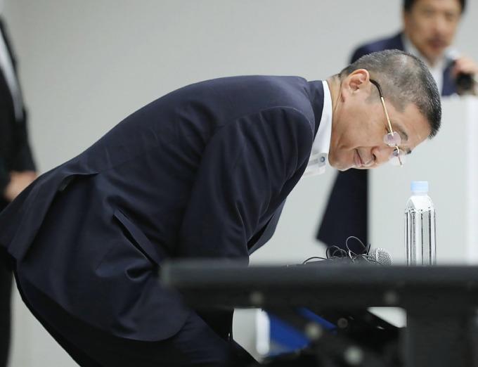 日產社長下台、日法汽車聯盟將破局?(圖片:AFP)