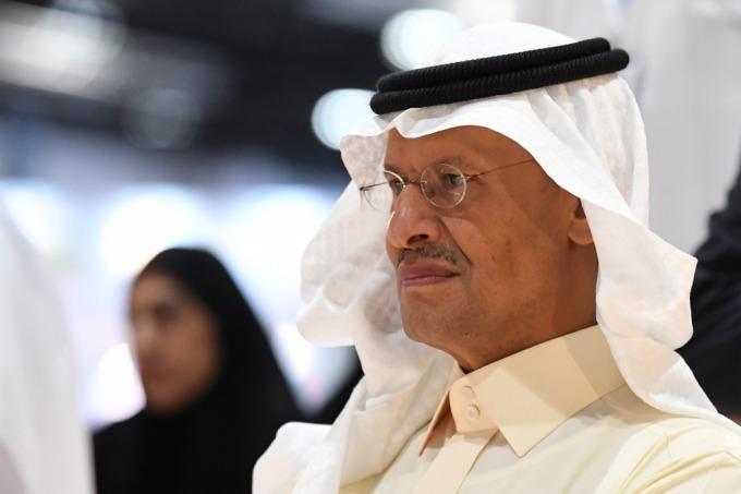 沙國能源部長阿齊茲親王 (圖: AFP)