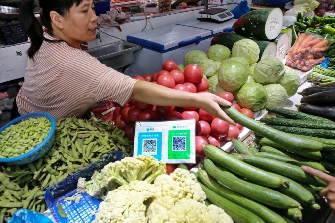 馬雲在 2004 年推出了廣受中國民眾愛戴的支付寶,是全球最受歡迎的行動支付之一 (圖片: AFP)