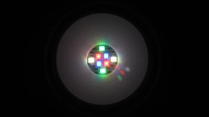 鴻利智匯:多項Mini LED產品已能小批量產  (圖:AFP)