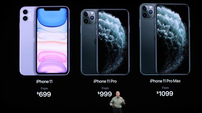 一文統整:蘋果發布會上全部新品特點(圖片:AFP)