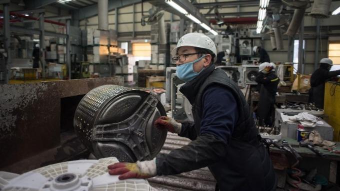 南韓8月失業率降至6年低點 老年人新就業人口大增(圖片:AFP)