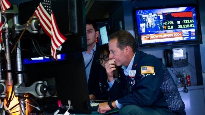 舊指標解釋不了市場現況?AI可能會是答案 (圖:AFP)