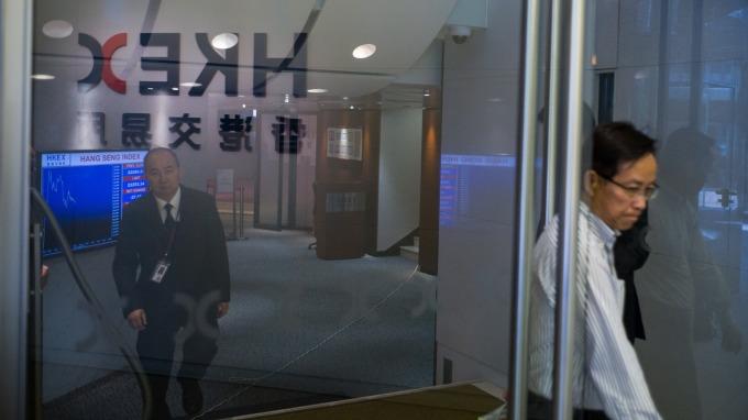 港交所併LSE會成嗎?分析師:英、美政界將攔阻  併成很難 (圖片:AFP)