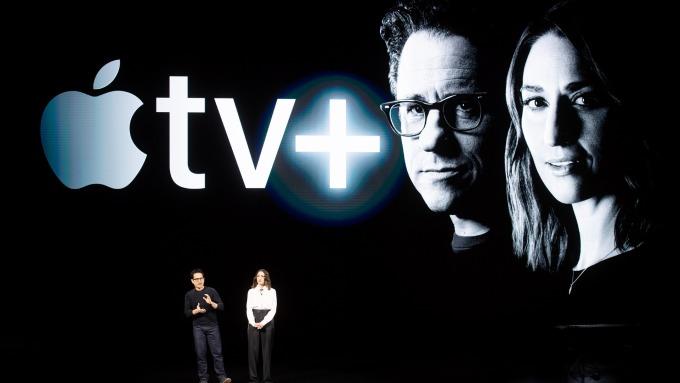 免錢的蘋果 養肥的豬—Apple TV+偷學Netflix(圖片:AFP)