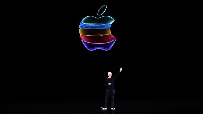 蘋果市值重返1兆美元 5大外資這樣看後市 (圖:AFP)