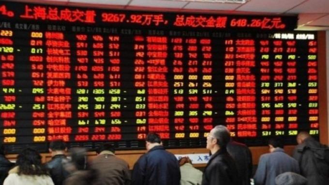 籌備國慶行情 交銀:陸股這段期間不太可能下跌  (圖:AFP