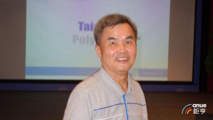 達邁董事長吳聲昌。(鉅亨網記者張欽發攝)