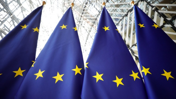 歐洲央行宣布降息 川普再罵聯準會「坐以待斃」(圖片:AFP)