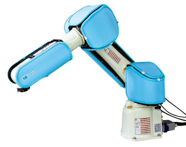 「安全皮膚」產品已獲多家國際知名的機械手臂大廠青睞,並和許多重量級客戶合作開發。