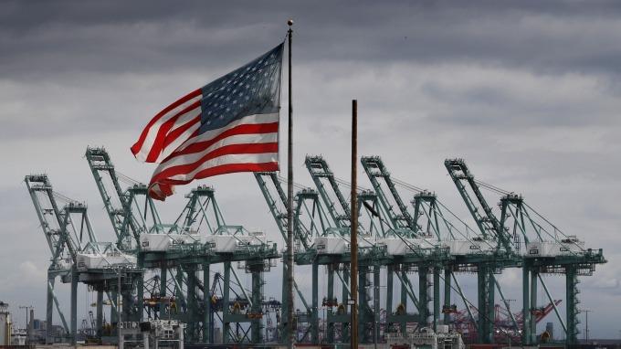 中美貿易戰延燒至今 4國財長聯合聲明籲盡早結束爭端(圖片:AFP)