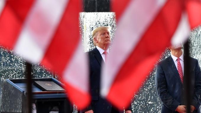 無情拋售!美長期公債經歷川普當選來最慘一週。(圖片:AFP)