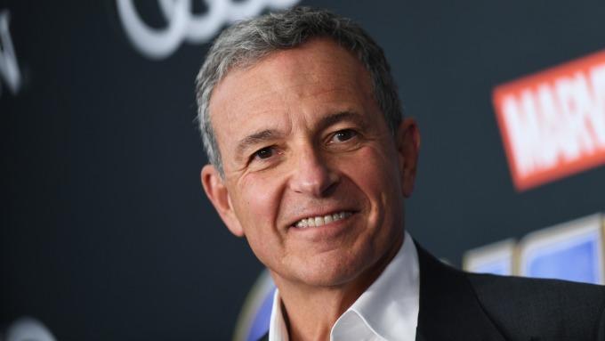 娛樂串流事業起衝突 迪士尼CEO辭去蘋果董事 (圖片:AFP)