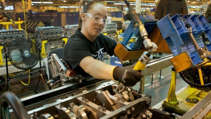 通用汽車勞資談判恐因工會醜聞而耽擱 週日罷工箭在弦上(圖:AFP)