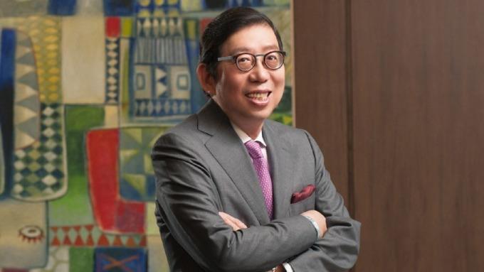富邦金董事長蔡明興表示,以公司治理、環境、社會並重,打造富邦金為永續金融領導品牌。(圖:富邦金控提供)
