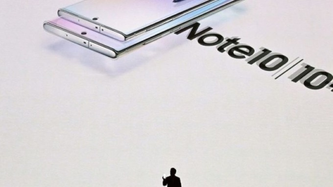 新品牌即將誕生?三星計畫整合Galaxy S、Galaxy Note系列 (圖片:AFP)