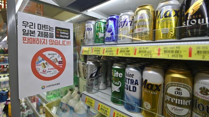 〈日韓貿易戰〉日本拱手讓出10年寶座、中國啤酒竄升第一。(圖片:AFP)