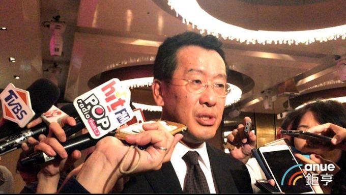中國取消QFII限制 恐產生磁吸效應?顧立雄:象徵意義大於實質意義。(鉅亨網資料照)