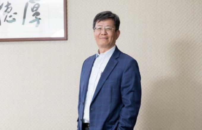宏匯集團總裁黃坤泰。(圖/鉅亨網資料庫)