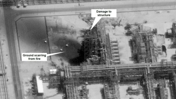 沙國遭襲 全球損失5%原油供應量 原油期貨價格走向將如何?(圖片:AFP)