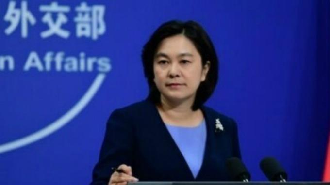 陸外交部極度讚賞台索台斷交,對債務陷阱隻字未提。(翻攝自:中國外交部官網)