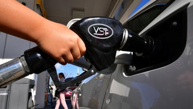 日本:若有需要、將釋出戰略儲備石油。(圖片:AFP)