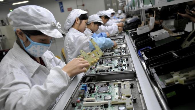 郭明錤下修熱板需求量。(圖:AFP)