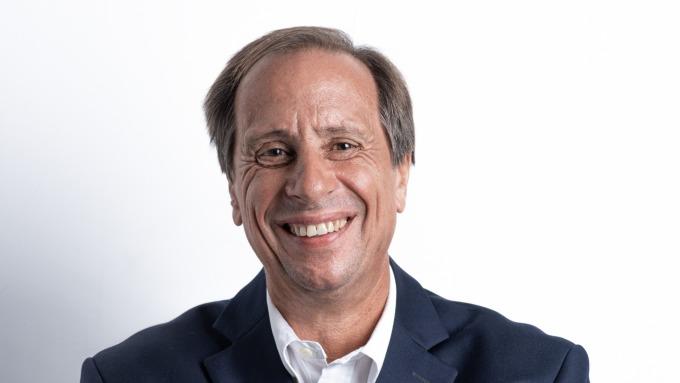 宏達電新任執行長Yves Maitre 。(圖:AFP)
