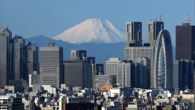 日本首都圈8月華廈戶數增加、平均房價飆升。(圖片:AFP)