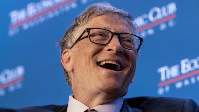 比爾蓋茲:因為過大而分拆科技巨頭 並非好主意(圖片:AFP)