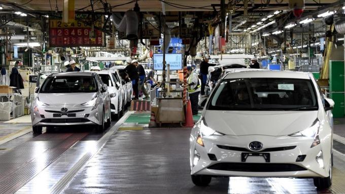 美日達成初步貿易協定 但日本最關心的汽車關稅仍懸而未決  (圖:AFP)