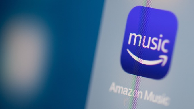 超越蘋果、Spotify 亞馬遜推「超高清版」串流音樂服務(圖片:AFP)
