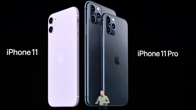 蘋果iPhone 11值得換嗎?來看看各大外媒評比(圖:AFP)