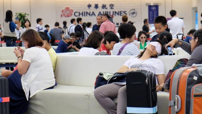 交部打造智慧國門,未來刷臉就可搞定安檢、購物、登機。(圖:AFP)