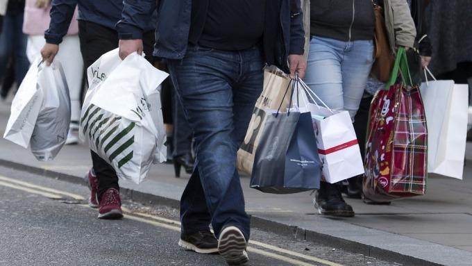 英國8月通膨率降至年增1.7% 創32個月低點(圖片:AFP)